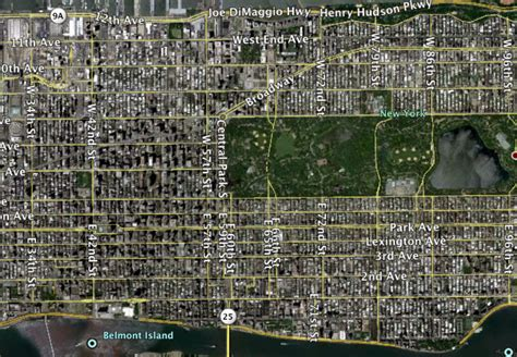 grid layout city new york street grid new york grid new yorkpower grid 点力图库