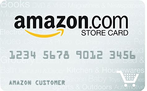 Use Amazon Gift Card Without Credit Card - amazon com amazon com store card credit card offers