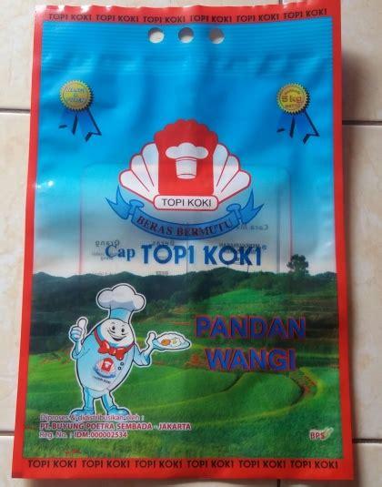 Plastik Kemasan Beras 5 Kg kantong beras 5 kg plastik kemasan pouch zipper