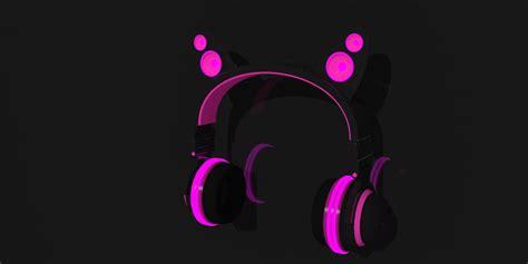 Headphone Neko neko headphones 2 fan render by buaine on deviantart