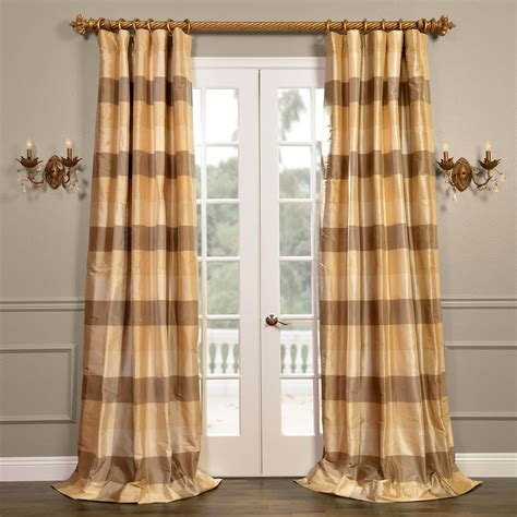 half priced drapes half price drapes surge grey ivory horizontal stripe faux