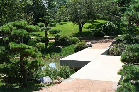Chicago Botanic Garden Japanese Garden File Chicago Botanic Garden Zig Zag Bridge Jpg