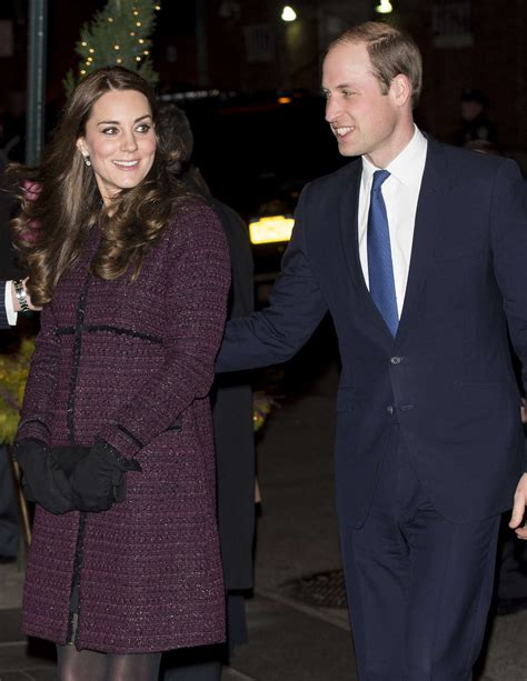 Prince William And Kate Middleton Back On by Kate Middleton And Prince William Arrive At The Carlyle