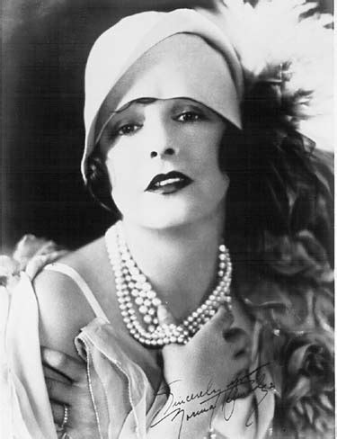 Celebrities Of The 1920s by 1920s In Film