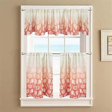 10 Attractive Coastal Kitchen Curtains Under $33.00