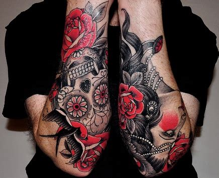 muertos tattoo designs 100 s of dia de los muertos design ideas pictures