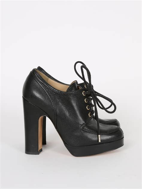 black leather ankle boots with heel dolce gabbana black leather heel ankle boots 37