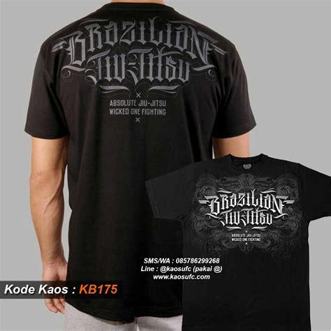 Jual Kaos Untuk Fitness jual kaos jiu jitsu sms wa 085786299268 grosir tutorial