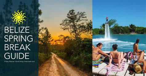 belize the official travel guide books belize guide updated 2017