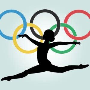 Gymnastics Wall Murals olympic gymnastics logo gallery