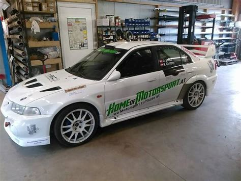 Rally Auto Sale by Mitsubishi Evo 6 Rs Gr A Rally Cars For Sale