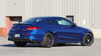 mercedes c63 amg coupe price canada