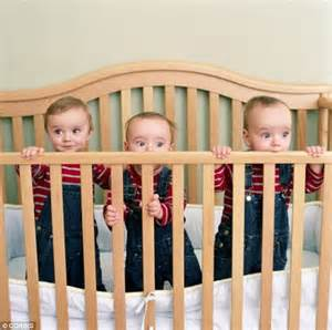 The numbers declining multiple births carry risks to both the health