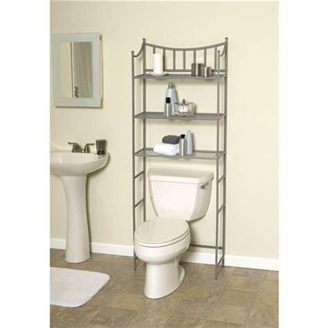 the toilet shelving unit bathroom space saving the toilet linen tower shelving