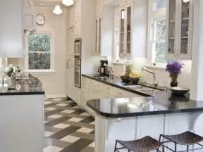 Black And White Kitchen Floor 24 Creative Black And White Kitchen Floor Voqalmedia