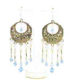 how to make chandelier earrings how to make chandelier earring chandelier