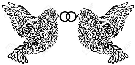 Wedding Clipart Vector by Wedding Clipart Black And White Clipart Panda Free