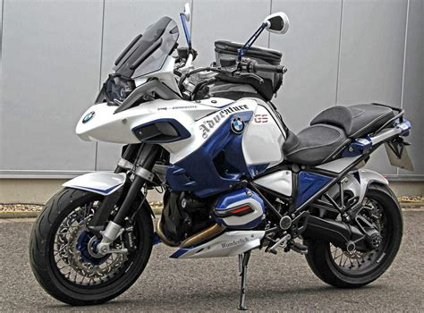 Bmw r1200gs adventure custom
