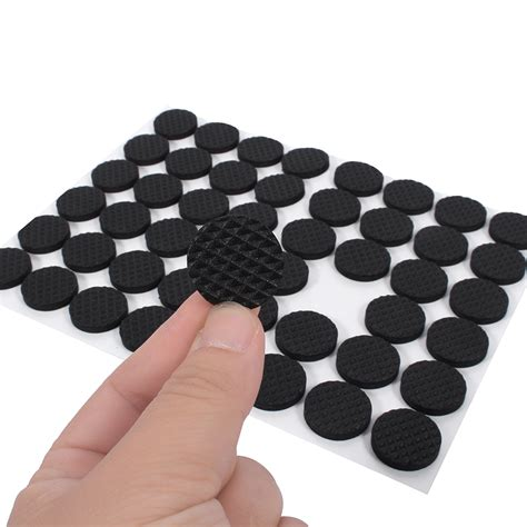 rubber sofa pads 48pcs non slip thicken self adhesive sofa table
