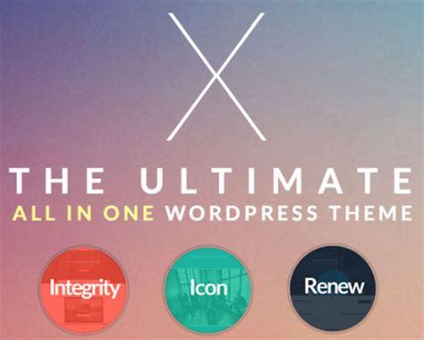 wordpress theme x vs wordpress x theme vs thesis vs genesis 2017 best