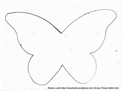 template of butterfly to print butterfly 2 jpg 600 215 456 pixels theme butterfly
