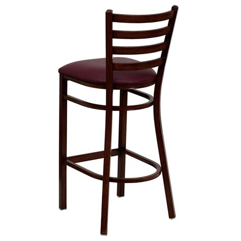Metal Bar Stool With Back Metal Bar Stool Blackjpg Pictures