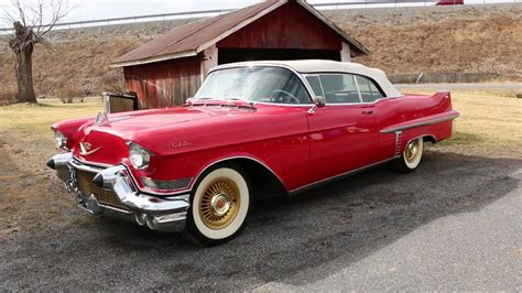 62 cadillac for sale 1957 cadillac series 62 convertible for sale