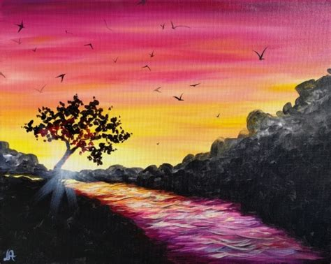 paint nite anchorage calendar of events paint nite 3 28 2017 in anchorage