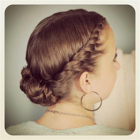pictures on bun type hairstyles cute girl hairstyles double twist bun updo homecoming hairstyles cute girls