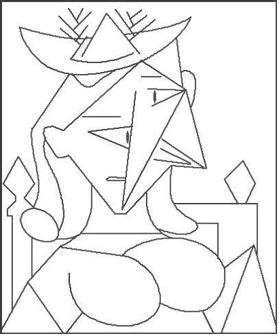 libro picasso the line maestra de infantil arte en educaci 243 n infantil plantillas de cuadros famosos