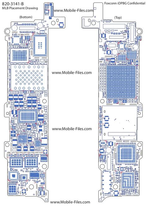 change layout on iphone 5 iphone 5 boardview schematic diagram pcb layout