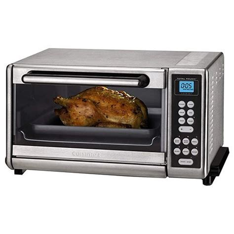 cuisinart cto 140pcfr toaster oven broiler with convection