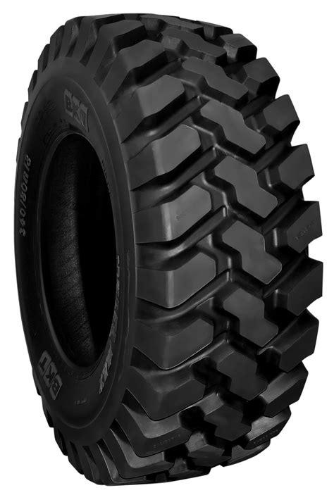 BKT Tires releases line-up for the telehandler market