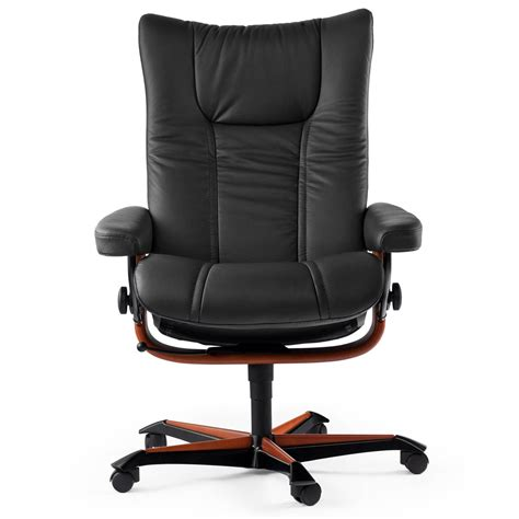 Stressless Office Chair by Stressless Wing Office Chair From 2 395 00 By Stressless