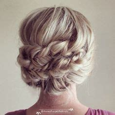 prom hairstyles and how to do them waterfall braid half up half down with curls google