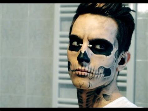 tutorial zombie boy rick genest make up tutorial youtube