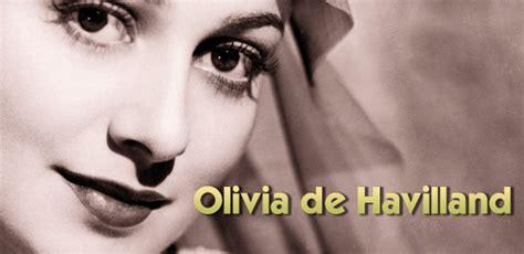 biography films 2015 olivia de havilland