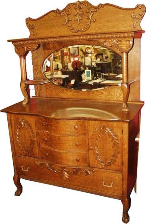 antique oak buffet with mirror 17 best images about tiger oak on shoe display oak cabinets and oak dresser