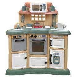 homestyle play kitchen gives real cooking experience to