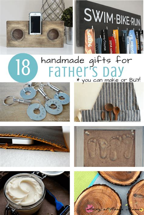 Handmade Fathers Day Presents - 18 handmade s day gifts study at home