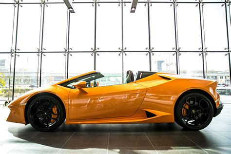 Lamborghini World Dubai Gets Largest Lamborghini Dealership In The World