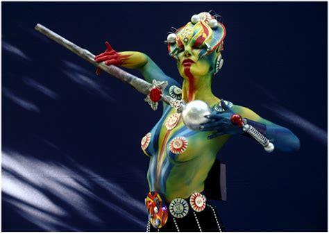 world bodypainting festival 2015 world bodypainting festival d austria l arte dei quadri
