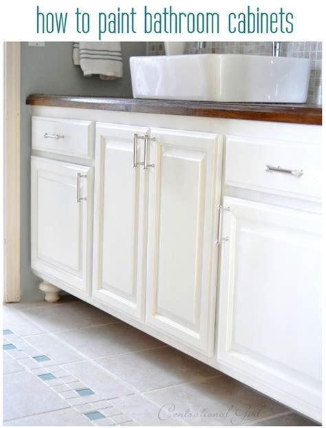 oil based paint for cabinets cg s painted bathroom cabinets bm advance water based