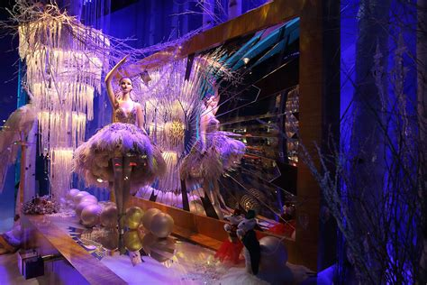 harrods welcomes christmas with the land of make believe