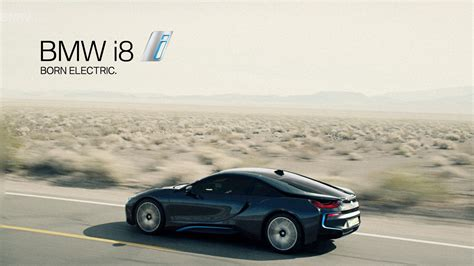 bmw ads global launch caign for bmw i8