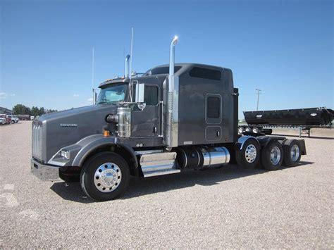 kenworth t800 semi truck 2016 kenworth t800 sleeper semi truck for sale 116 975