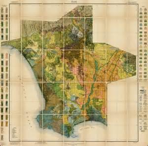 california soil map soil map of california los angeles sheet maps