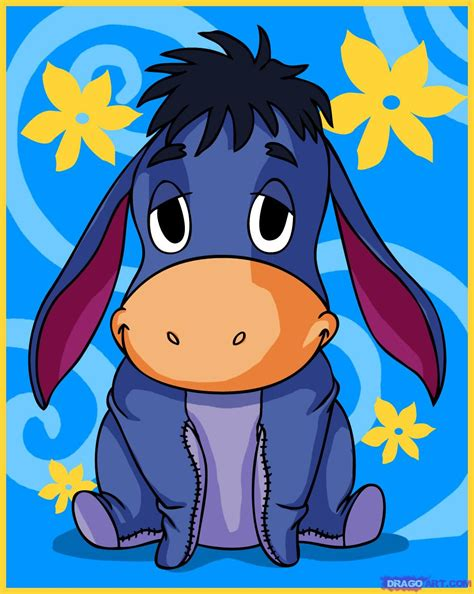 disney characters eeyore eeyore cartoon image