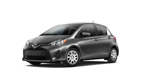 toyota yaris 2016 toyota yaris technical specifications and data