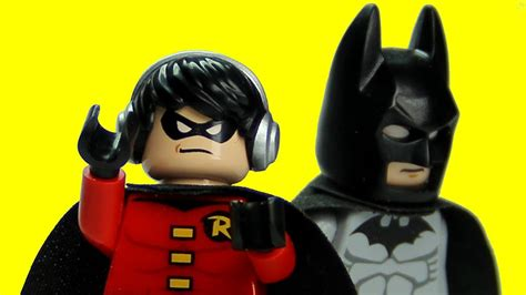 Lego Robin 3 lego batman robin doesn t listen